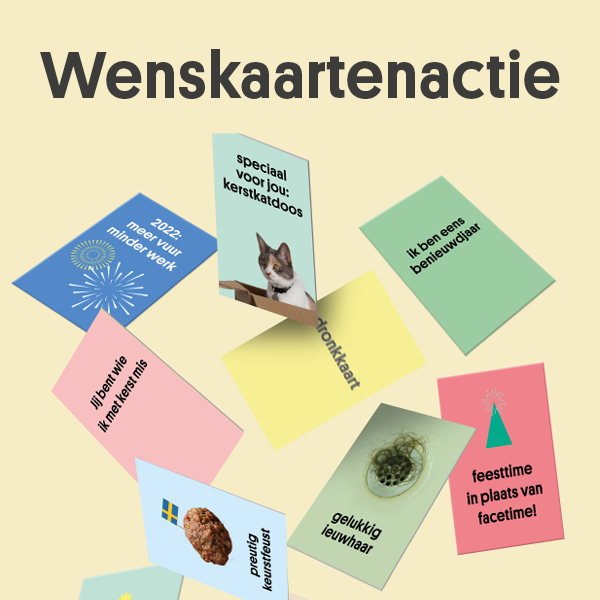 De Wenskaartenactie